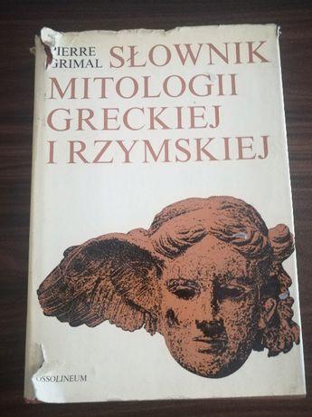 Grimal - Słownik mitologii greckiej i rzymskiej