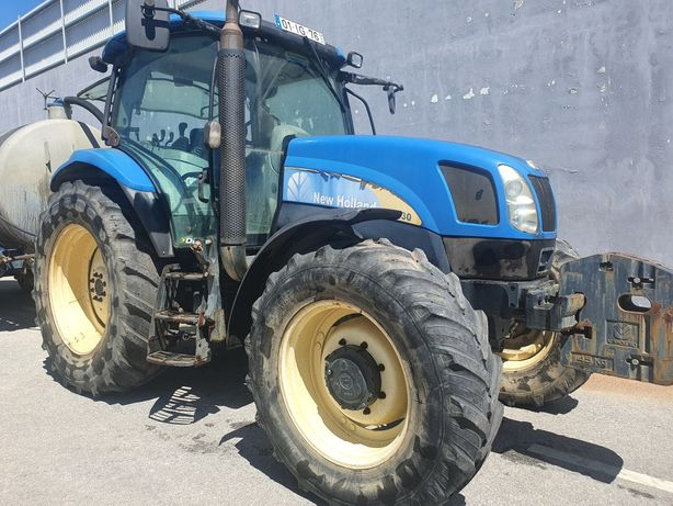 Trator New Holland T 6030