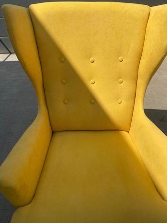 Продам желтое кресло