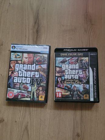 GTA 4 Nowa + dodatki