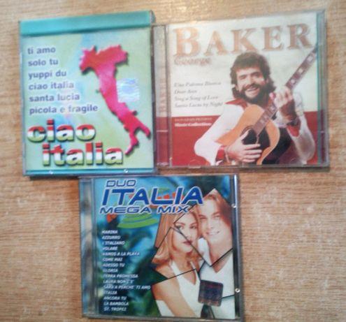 3 CD Ciao Italia hity włoskie