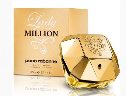 Paco Rabanne Lady Million Perfumy Damskie 80ml. PREZNET ŚWIĘTA Wocławy - image 1