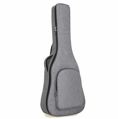 Pokrowiec na gitarę klasyczną B-201901 szary