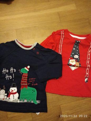 Bluzki świąteczne 86