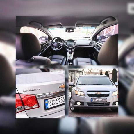 Дизайн! Якість! Комфорт! Chevrolet Cruze LTZ 2009