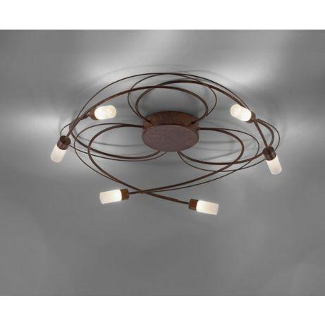 Nowoczesna lampa sufitowa LED ściemniacz Paul Neuhaus NELIA 8250-48