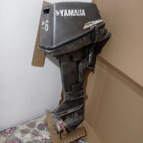 Yamaha 6cv  com documentos
