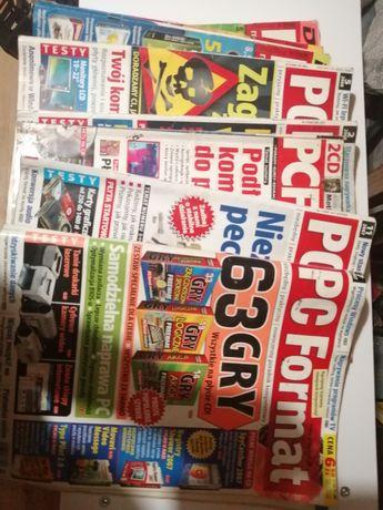 Gazety PC Format za darmo