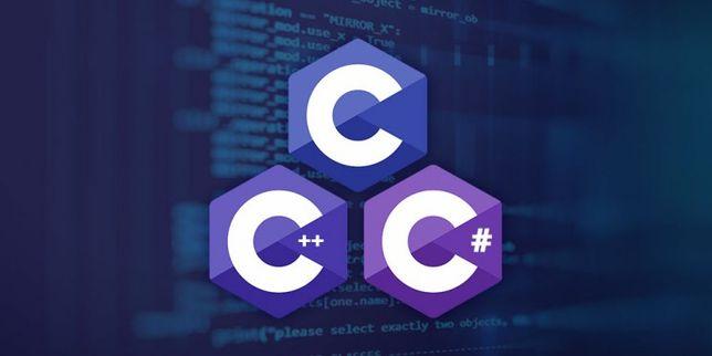 Korepetycje Informatyka / Pomoc przy projektach C++ C JAVA C# PYTHON