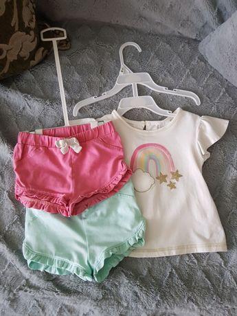 Набір для дівчинки Шорти І футболка