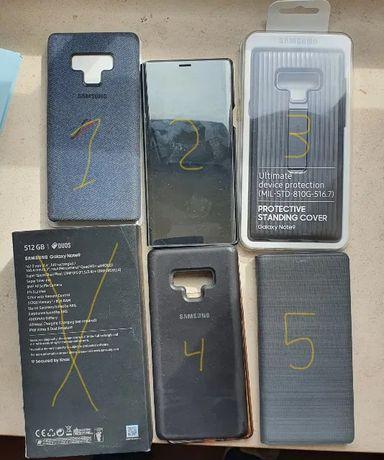 Capas SAMSUNG Galaxy Note 9