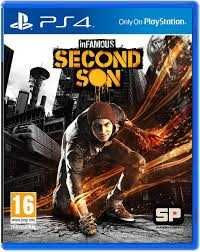 Gra inFamous Second Son na ps4