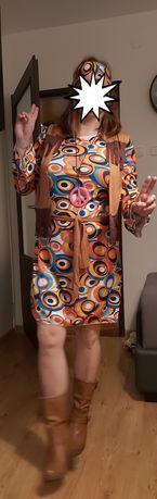Strój Hippska Hippie