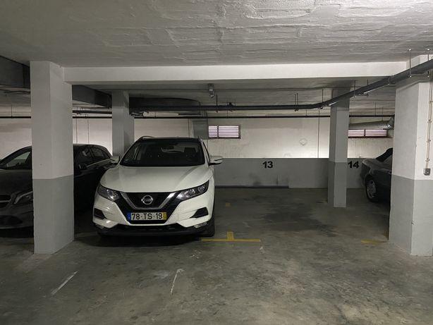 Estacionamento - 1 Lugar de garagem no Belas Clube de Campo