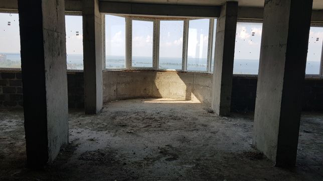 Продам 3-ком квартиру с видом на Днепр