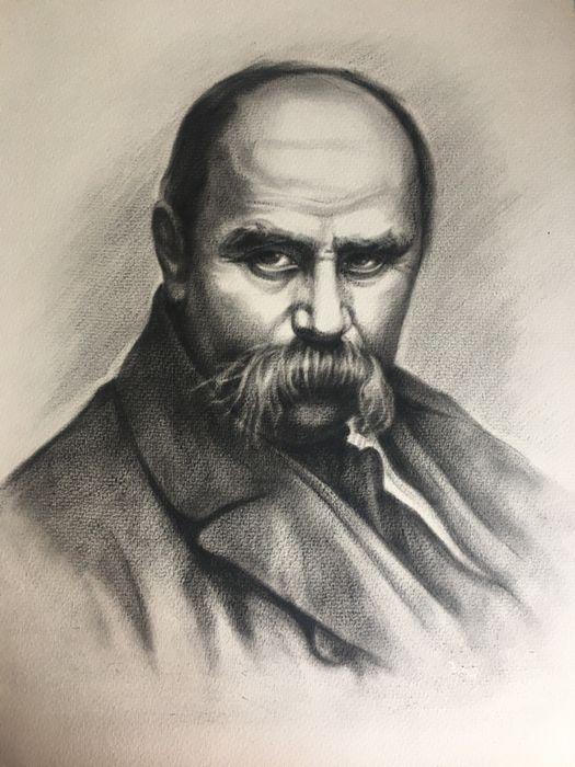 Портрет Т.Г.Шевченко Ирпень - изображение 1