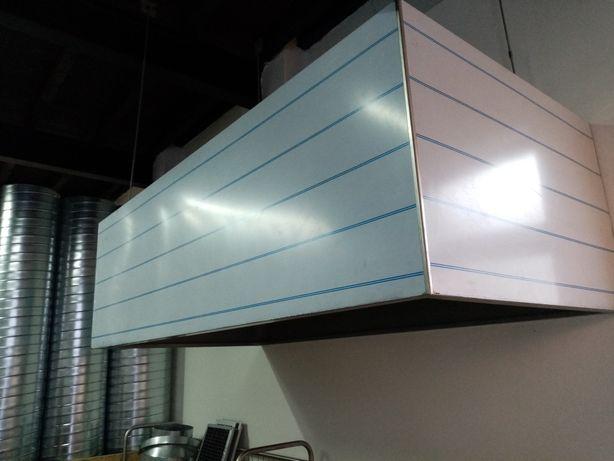 HOTTE INOX | Exaustor Fumos | Extrator Cozinha Restaurante, HORECA