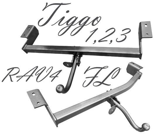 фаркоп Chery Tiggo 1,2,3,FL Toyota RAV4 Чери Тигго Тойота Рав4