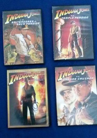 """Colecção """"Indiana Jones"""""""