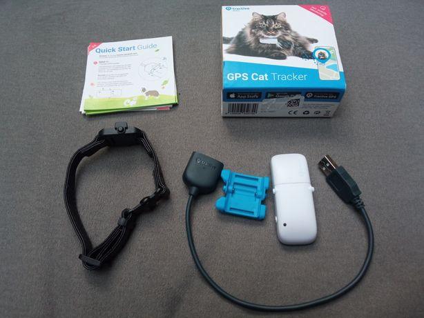 GPS Cat Tracker lokalizator KOTA jak nowy