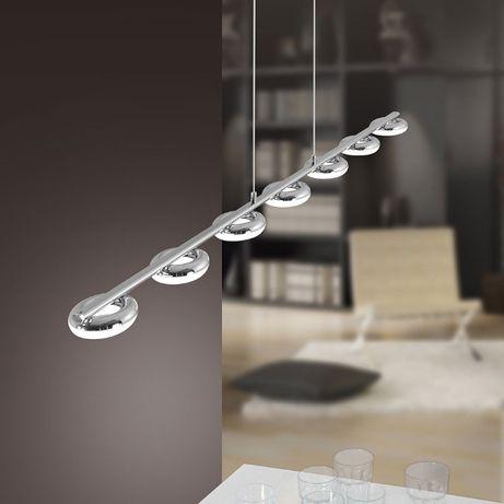 Nowoczesna lampa wisząca zwis LED BAGEL Paul Neuhaus 2466-17
