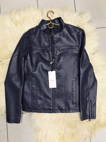 Подростковая осенняя куртка мужская