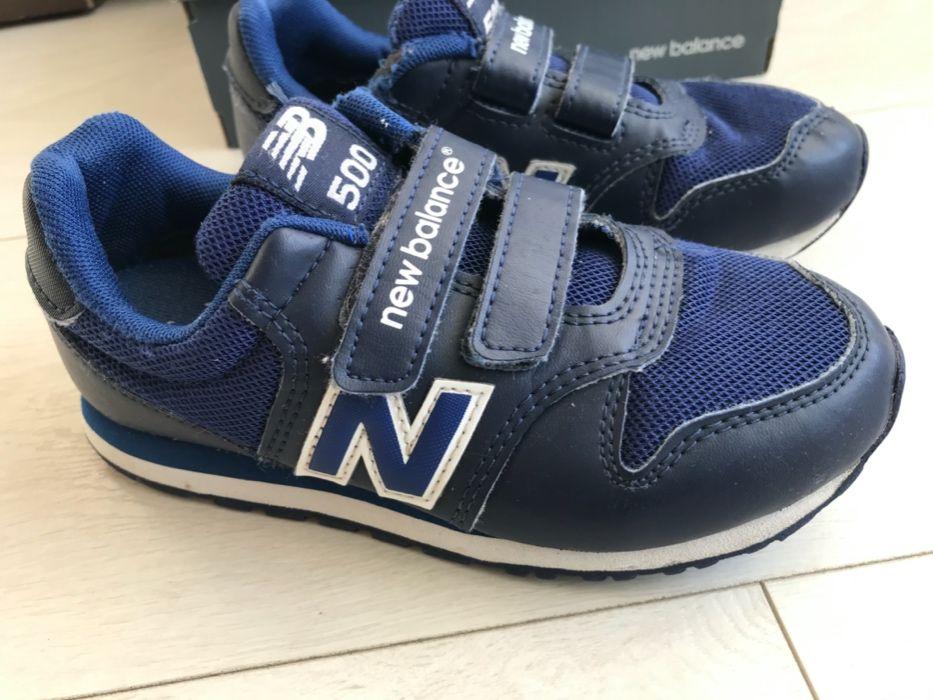 Adidasy dla chłopca New Balance rozmiar 31 Łódź - image 1