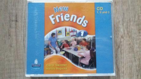 New Friends CD za darmo