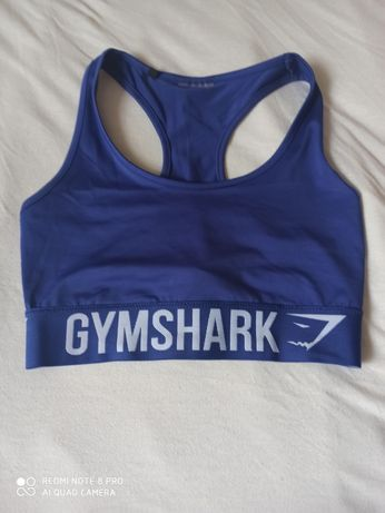 Top gymshark s fioletowy