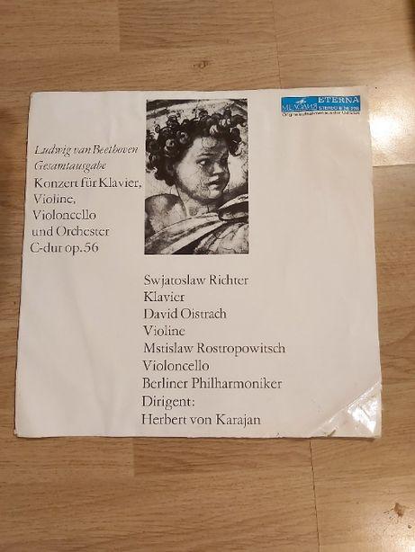 Płyta winylowa Ludwig van Beethoven Konzent C-dur op. 56