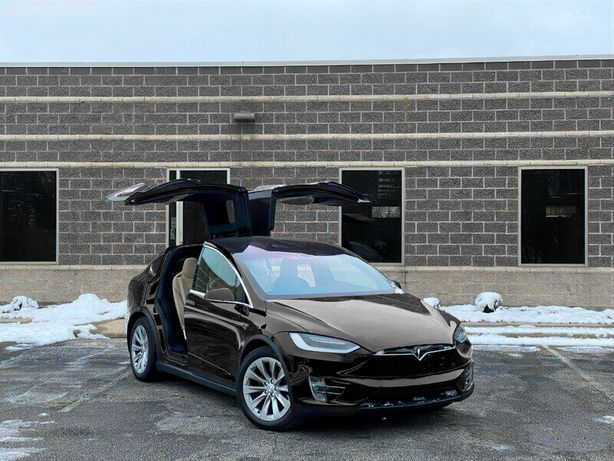 Tesla Model X P90D 2016 / Продам Авто