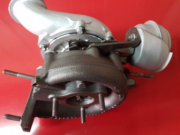Turbina turbosprężarka VW LT 2.5 TDI 109KM