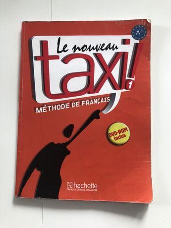 Le nouveau taxi! Podręcznik do francuskiego