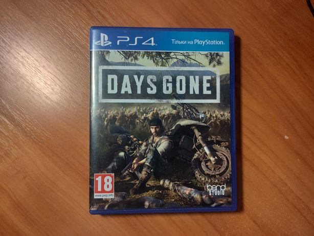 Days Gone ps 4 диск