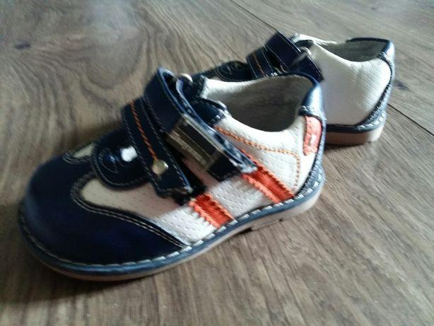 Туфли Шалунишка кожаные