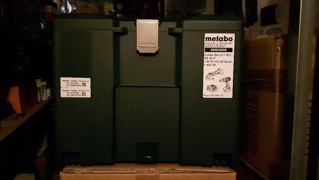 Metabo Combo-Set 2.4.1 18 V ( BS 18 LT + W 18 LTX 125 Quick + ASC 55 )