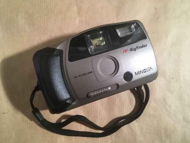 Aparat fotograficzny MINOLTA AF-35 Big Finder (analog)