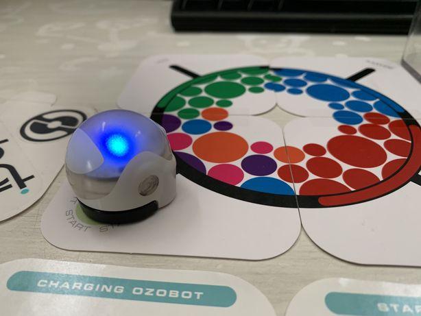 Ozobot - robot do nauki programowania