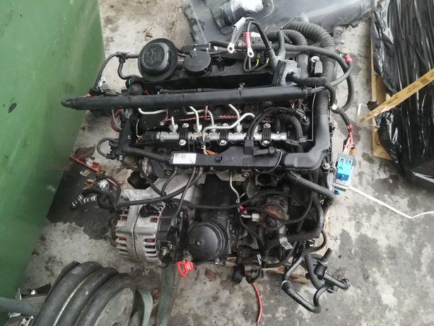 BMW silnik N47D20A