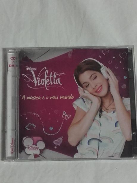 CD + DVD Violetta