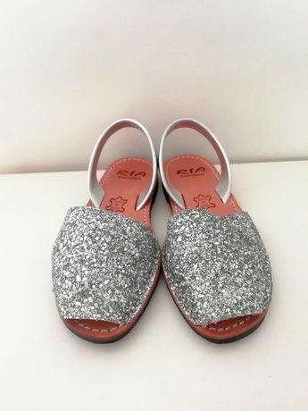 Sandálias de verão