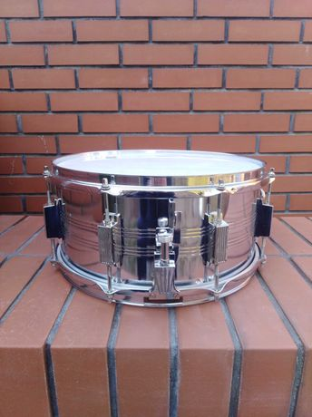 "Werbel Tama Rockstar 14x6,5"" made in Japan vintage lata 80te"