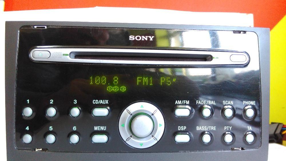 Ford radio Cd Focus wraz kodem Jarocin - image 1