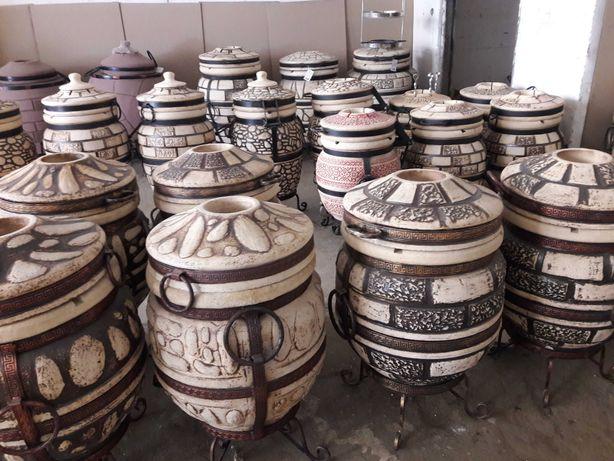Gotowy biznes Produkcja Gliniany piec / Tandoor/ Produkty z gliny