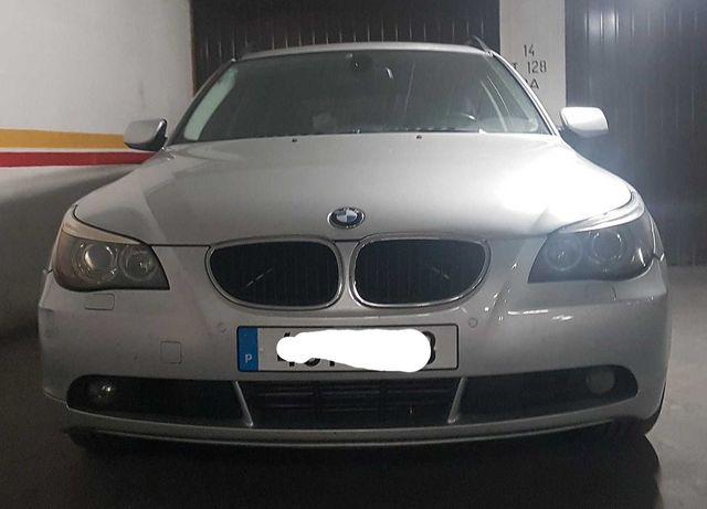 Para Choques BMW 520 E60 (2003 a 2007)