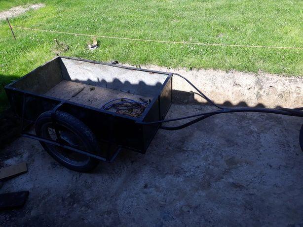 Wózek ogrodowy quad  ciagniczek  okazja