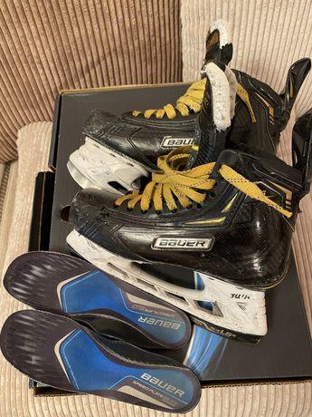 Коньки хоккейные детские Bauer Supreme 2S Pro, р.36 (23,5 см)