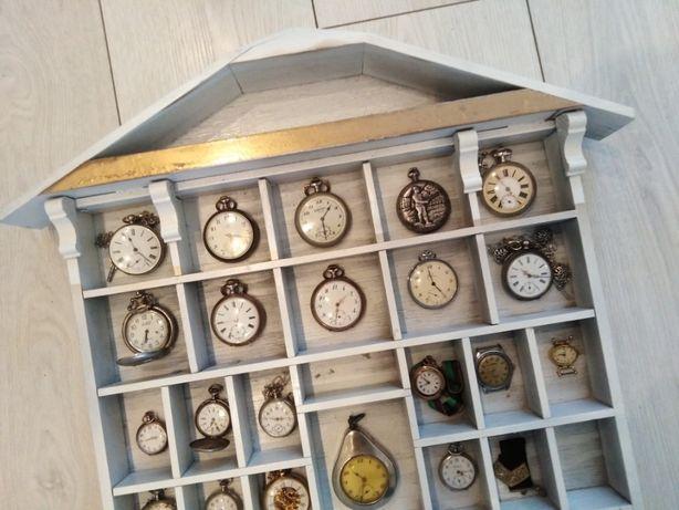 Półka półeczka na klucze zegarki drobiazgi