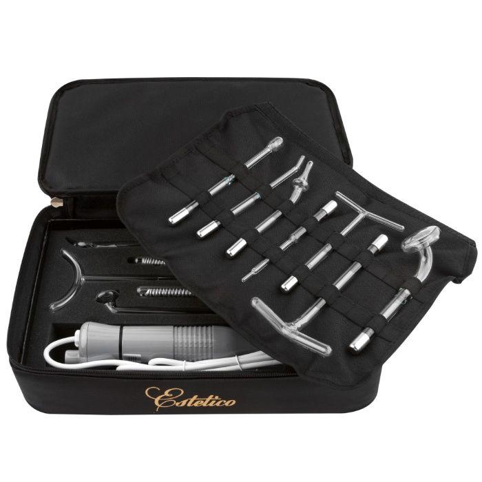 Дарсонваль Estetico Maxi Case-2. Бесплатная доставка! Гарантия 2 года!