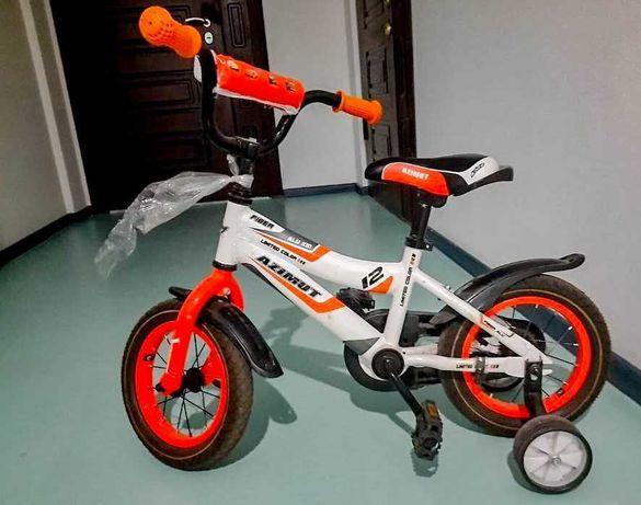 Велосипед детский Azimut Fiber 14 Alu kid